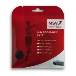 MSV Focus HEX Soft Red